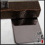 镜面灰钢不锈钢板材供应商/会所装饰不锈钢高端材料