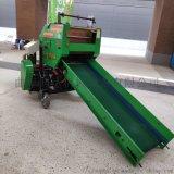 滁州小型青儲飼料打包機 ,玉米秸稈打捆機