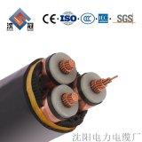 矽橡膠耐高溫電力電纜1*95