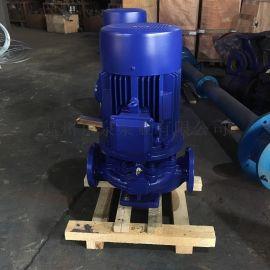ISG立式管道增压泵
