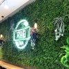 廠家仿真植物牆生態綠植牆防紫外線綠植牆仿真花牆
