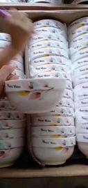 夜市庙会陶瓷餐具2元模式价格