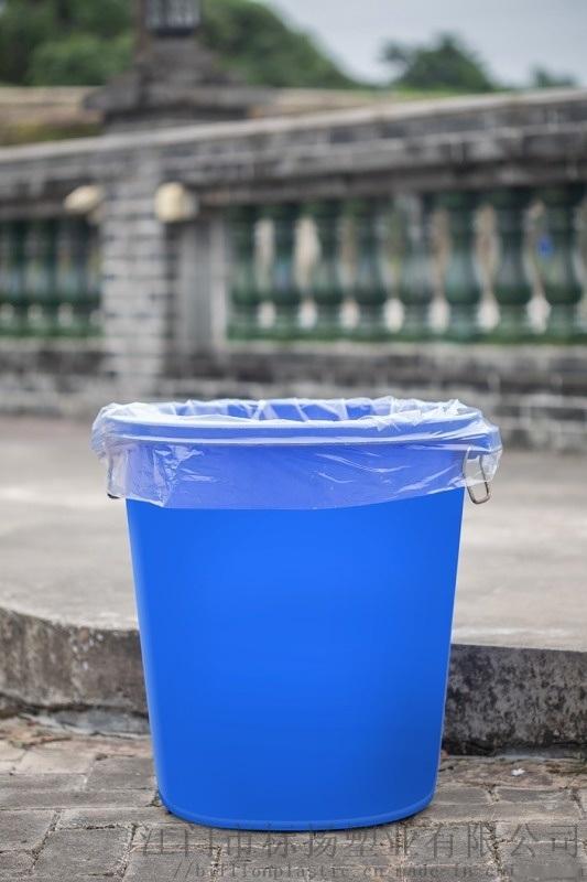 大容量透明卷装垃圾袋 厨房垃圾袋