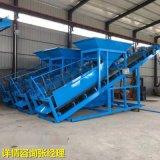 黑龙江30型筛沙机出沙效率高