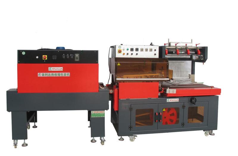 廣西玉林PE膜熱收縮包裝機禮品全自動L型包裝機