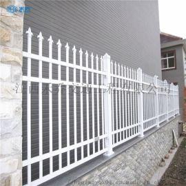 抚州镀锌喷塑工厂业园庭院防盗隔离栏禾乔厂家
