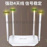 WS-R640 全网通4G无线路由器插sim路由