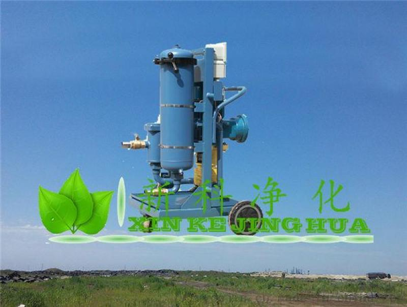 礦用防爆柴油機FLYC-32B高精度濾油機