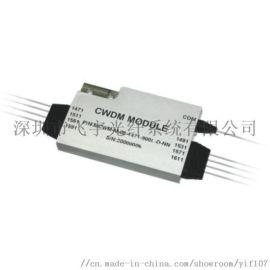 CCWDM 波分复用器 mini小尺寸 低损耗波分