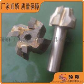 生产加工镶合金复合铰刀