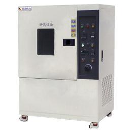 带转盘可换气恒温电热老化箱 自然通风高温老化试验箱