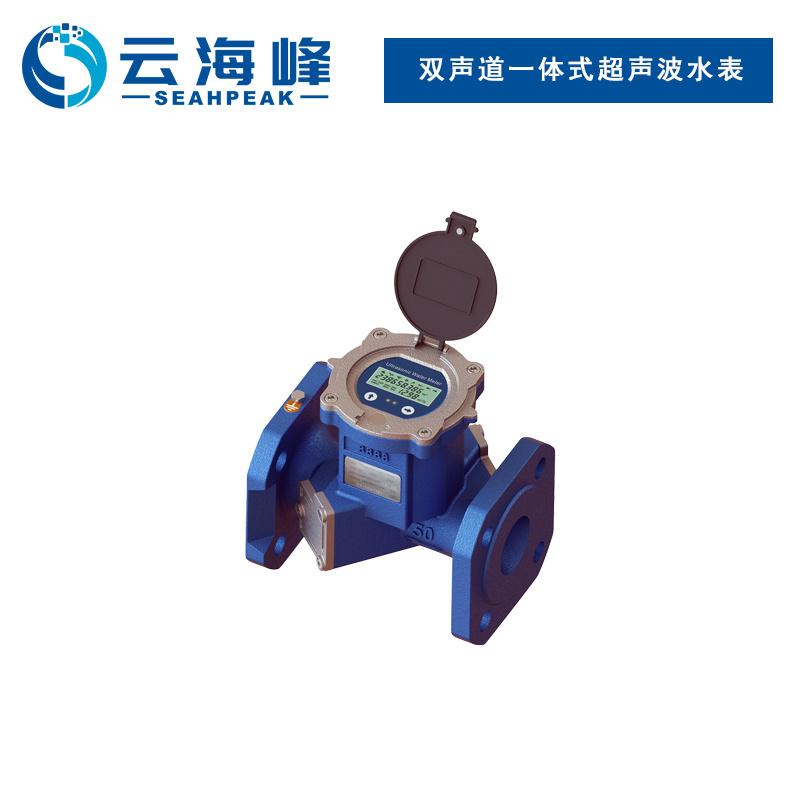 双声道超声波水表TDS-100W