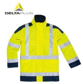 代尔塔江苏代理 涂层荧光防水防雨时尚户外工作服
