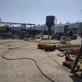 农用气力吸灰机 仓式气力输送泵 六九重工 垂直输送
