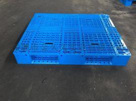 出口塑  盘 塑胶栈板 九脚型 塑料地台板