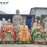 佛像厂家 三霄娘娘神像 1.3米送子奶奶神像