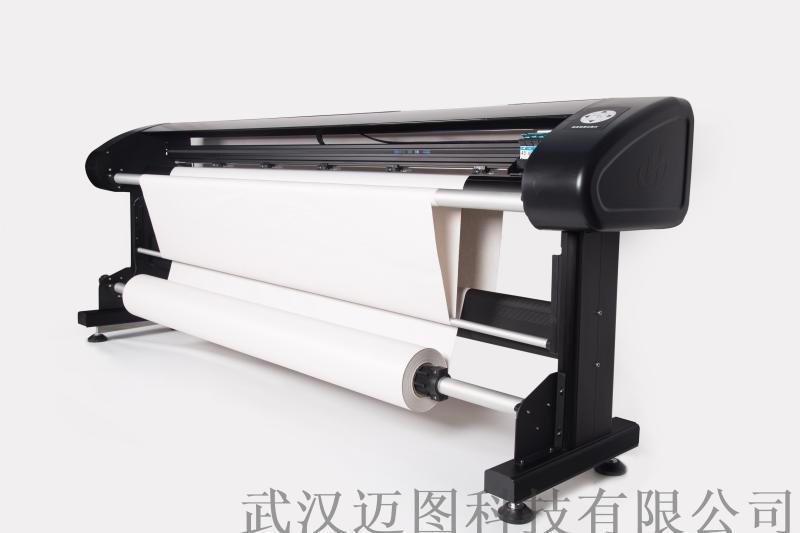 全新精绘高速喷服装CAD画皮机裁床唛架机