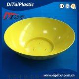 东莞迪泰吸塑供应 沙拉碗(黄色)环保健康