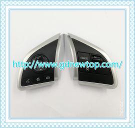 三菱Xpander 劲炫 欧蓝德 L200方向盘按键开关