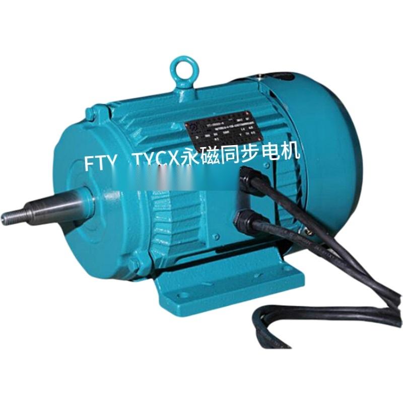 TYCX三相稀土永磁电机 永磁电机 全国质保