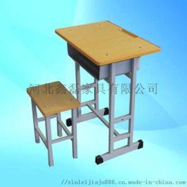 单人学生课桌椅 课桌椅厂家 课桌椅定制厂家