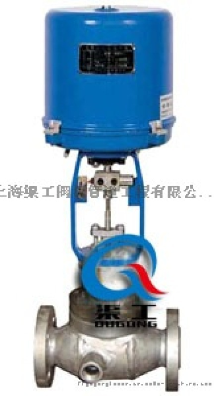 ZRHBW电动保温调节阀、夹套电动保温调节阀