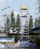 6米快装铝合金脚手架厂家现货直销铝合金塔架