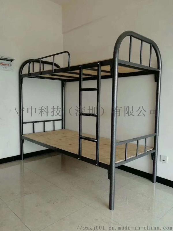 深圳雙層鐵牀上下鋪|深圳鐵牀生產廠家|鐵牀訂做