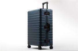 全铝镁合金拉杆箱万向轮行李箱密码登机箱旅行箱托运箱