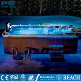 桂林民宿溫泉泳池-無邊際休閒泳池-智慧健身泳池設施