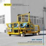 兩座軌道探傷車 軌道檢測運輸工具車 鋰電池供電