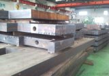 45#钢板切割齿轮箱体轧钢机牌坊件