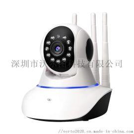 Wifi智能监控摄像机1080P家用光头强摄像机