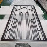 铝合金管隔断屏风 不锈钢管拉丝屏风定制