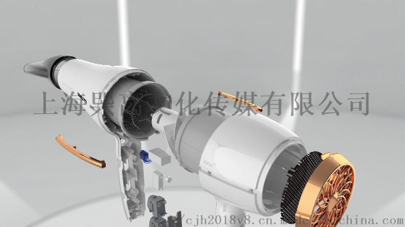 苏州工业设备机械动画制作产品宣传动画视频宣传片