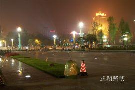 LED景观灯在城市夜空中展现不一样的姿态
