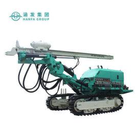 HF140Y履帶式潛孔鑽機,地質勘探鑽機