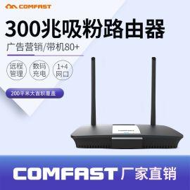COMFAST CF-WR610N 无线路由器