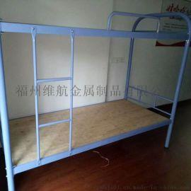 福建长乐直销宿舍床,上下铁架床