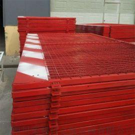 成都基坑防护栏、工地临边护栏网、基坑护栏安装作用