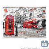 1000片倫敦印象拼圖