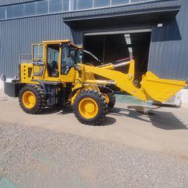 多功能装载机 铲土运输装载机 沃特机械