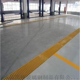 玻璃钢格栅 水沟玻璃钢盖板