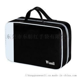 定制折叠悬挂洗漱包多功能化妆包 便携防水旅行收纳包