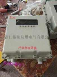 BXK-CT4/CT6防爆仪表箱