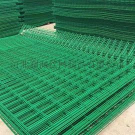 南昌高速公路框架边框铁丝护栏网 小区隔离防护网