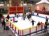 輪滑冰球場界牆 塑料輪滑冰球場界牆鋼鐵框架
