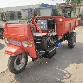 大  工程自卸三輪車 農業三輪車