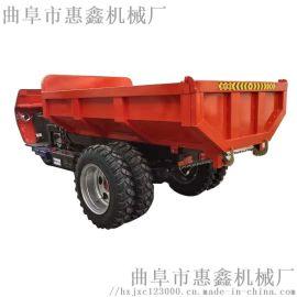 柴油三轮车 液压自卸工程车 搅拌车搭档三轮车