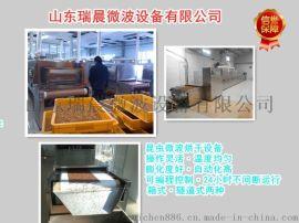 箱式12KW微波黄粉虫烘干设备
